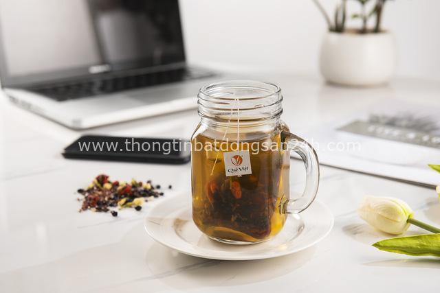 Giải nhiệt, đẹp dáng, đẹp da với trà gạo lứt - Bạn đã biết chưa? - Ảnh 1.