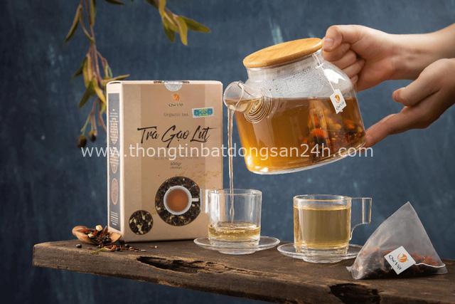 Giải nhiệt, đẹp dáng, đẹp da với trà gạo lứt - Bạn đã biết chưa? - Ảnh 3.