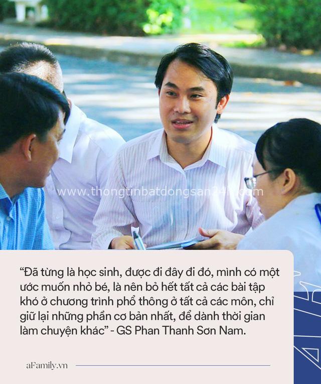 Giáo sư trẻ nhất Việt Nam gây bão mạng với quan điểm về trường chuyên, phụ huynh rầm rầm bình luận: Quá tuyệt vời! - Ảnh 2.