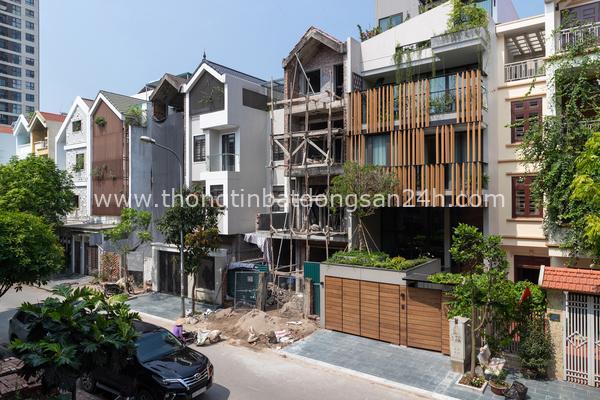 Gợi ý kiến trúc mới cho một biệt thự liền kề 2