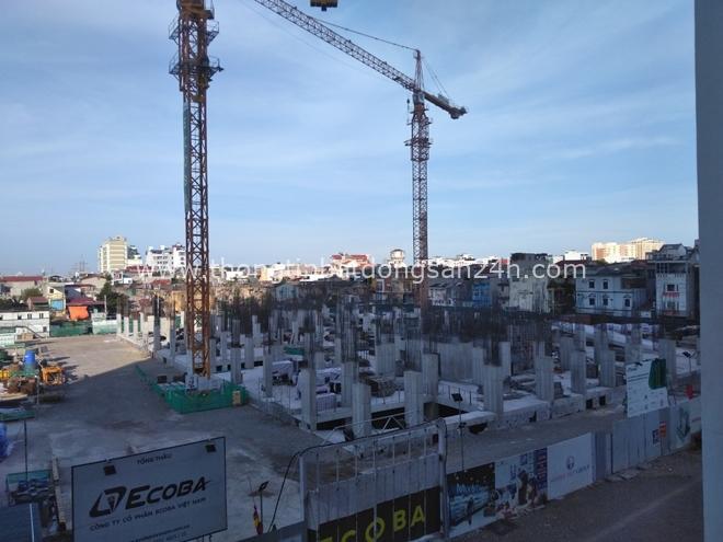 Hải Phòng: Vì sao Hoàng Huy xin dừng dự án nhà ở 1.200 tỷ đang thi công? 1