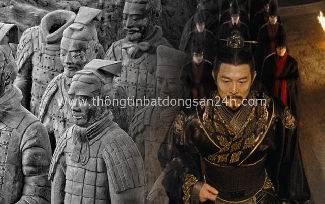 Ít ai biết được hơn 2.000 năm trước, Tần Thủy Hoàng từng đặt cho Trung Quốc cái tên đặc biệt mà đến hiện tại vẫn còn sử dụng - Ảnh 1.