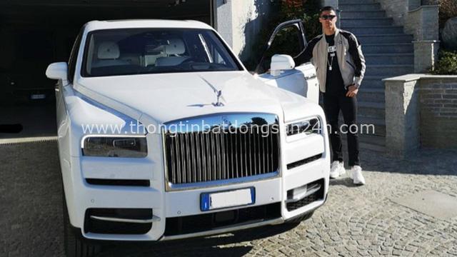 Là cầu thủ đầu tiên có 1 tỷ USD, Cristiano Ronaldo kiếm và tiêu tiền ra sao? - Ảnh 4.