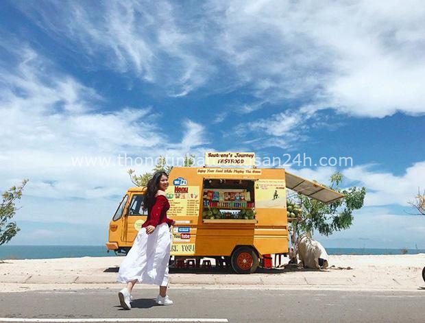 Lạc lối ở Ninh Thuận - vùng đất muốn núi có núi, muốn biển có biển, có cả sa mạc lộng gió nên thơ - Ảnh 3.