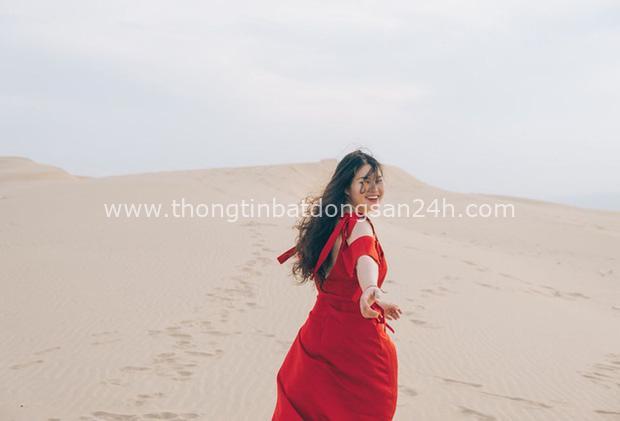 Lạc lối ở Ninh Thuận - vùng đất muốn núi có núi, muốn biển có biển, có cả sa mạc lộng gió nên thơ - Ảnh 6.