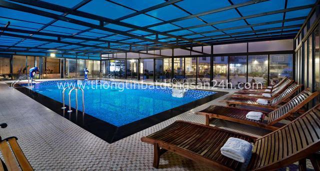Lên Sapa tránh nóng, sao không thử ghé những khách sạn dưới đây: Tầm cỡ 4 sao nhưng giá cả chưa tới 1 triệu đồng/đêm, đủ dịch vụ sang chảnh từ hồ bơi đến spa - Ảnh 2.