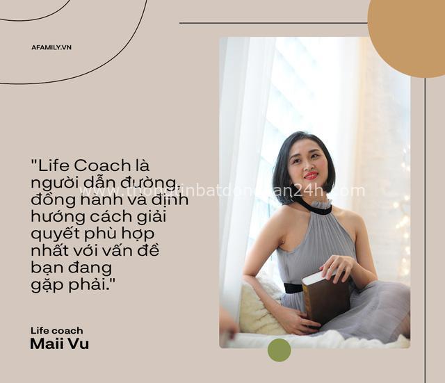 Life Coach Maii Vũ: Chọn tình yêu hay sự nghiệp là nỗi băn khoăn sai lầm của phụ nữ thời đại này! - Ảnh 2.