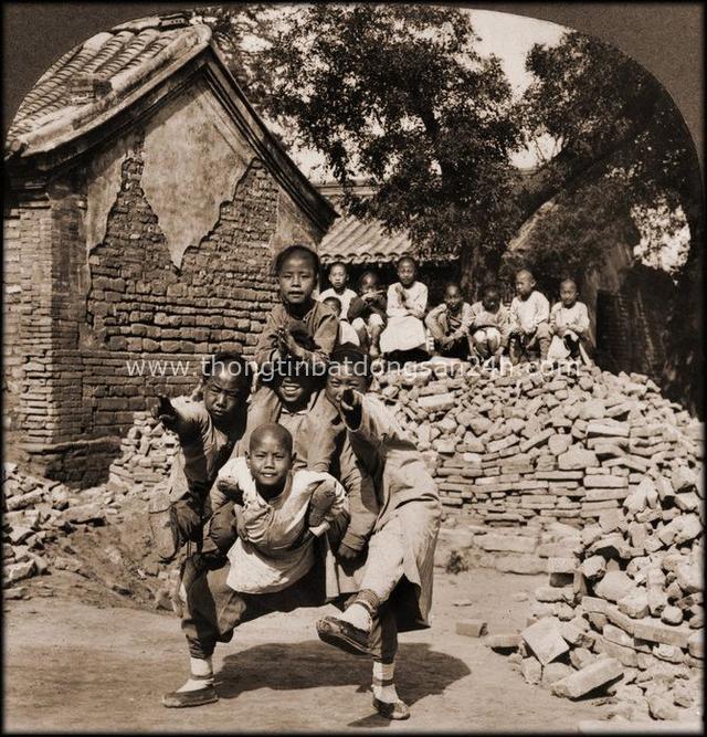 Loạt ảnh quý giá phản ánh chân thật cuộc sống người Trung Quốc trong giai đoạn biến động từ cuối thời nhà Thanh đến thời Dân Quốc - Ảnh 7.