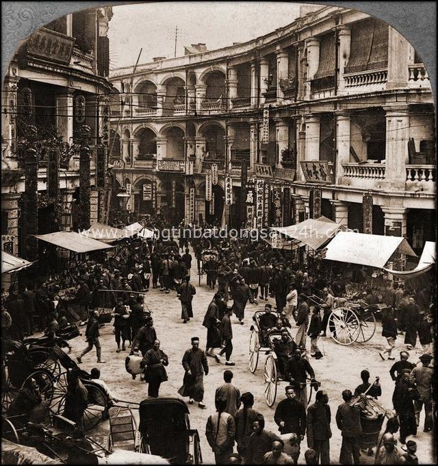 Loạt ảnh quý giá phản ánh chân thật cuộc sống người Trung Quốc trong giai đoạn biến động từ cuối thời nhà Thanh đến thời Dân Quốc - Ảnh 10.