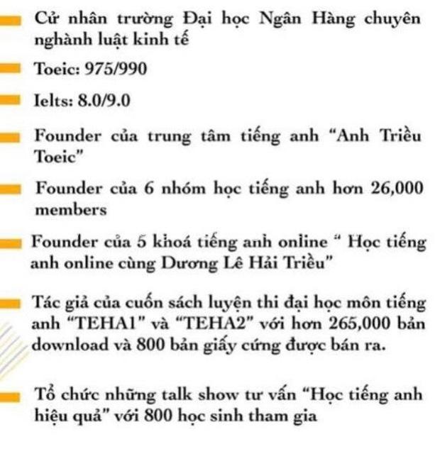 Lợi dụng sự nổi tiếng trên mạng để lừa học viên học TOEIC, IELTS - Ảnh 2.