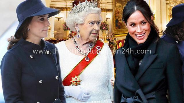 Màn trả thù cao tay của Meghan Markle: Chỉ một câu nói cũng đủ khiến hoàng gia Anh bị ảnh hưởng, nhất là Công nương Kate - Ảnh 2.