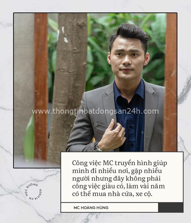 MC Thời sự trẻ tuổi nhất VTV: Cuộc sống ngắn lắm - nghề MC cũng vậy, thứ chắc chắn nhất là sự nỗ lực của ngày hôm nay - Ảnh 6.