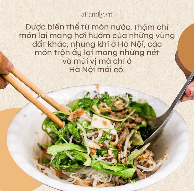 Món trộn - biến tấu ẩm thực thú vị của Hà Nội, càng nắng nóng, càng lắm người mê - Ảnh 2.