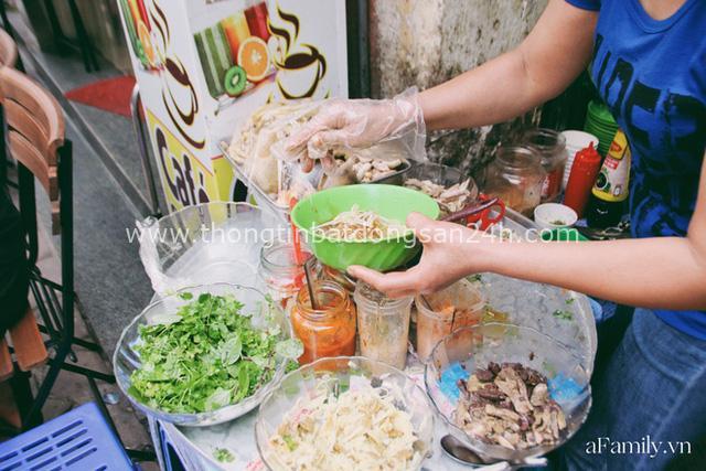 Món trộn - biến tấu ẩm thực thú vị của Hà Nội, càng nắng nóng, càng lắm người mê - Ảnh 8.