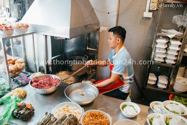 Món trộn - biến tấu ẩm thực thú vị của Hà Nội, càng nắng nóng, càng lắm người mê - Ảnh 15.