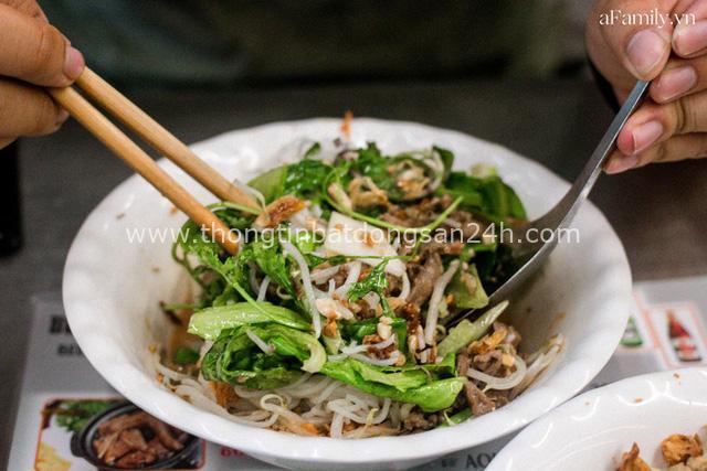 Món trộn - biến tấu ẩm thực thú vị của Hà Nội, càng nắng nóng, càng lắm người mê - Ảnh 17.