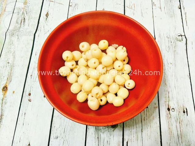 Mùa sen làm ngay bộ sưu tập các món ăn làm từ sen, món nào món nấy đều thơm ngon khó cưỡng - Ảnh 3.