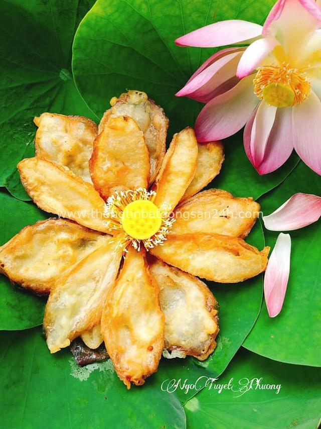 Mùa sen làm ngay bộ sưu tập các món ăn làm từ sen, món nào món nấy đều thơm ngon khó cưỡng - Ảnh 18.