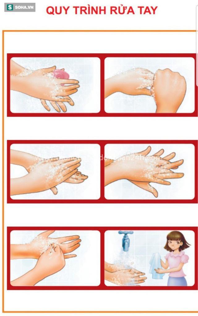 Nghiên cứu mới về số lần rửa tay có thể giúp phòng bệnh: Bạn nên áp dụng cho cả gia đình - Ảnh 1.