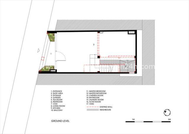Ngôi nhà 49m2, 3 thế hệ cùng chung sống tại Hà Nội được giới thiệu trên báo Mỹ - Ảnh 13.