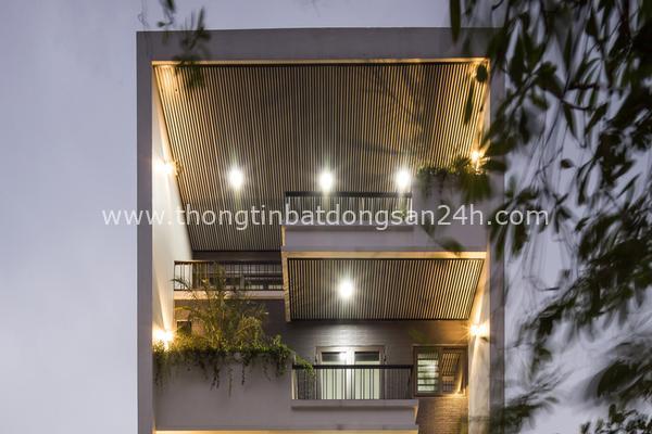 Ngôi nhà 5 tầng vừa để ở, vừa là nơi giảng dạy ở Bắc Ninh 10