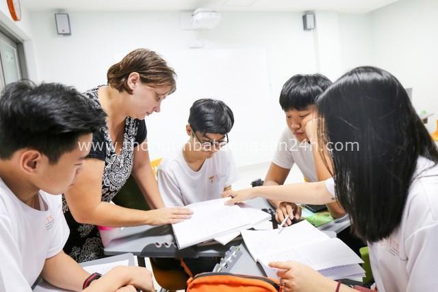 Nhận bằng THPT Hoa Kỳ ngay tại trường Quốc tế Nam Mỹ UTS - Ảnh 4.