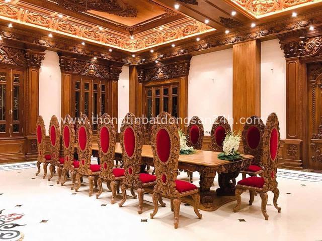 Nhan sắc quyền lực, quý phái của bà chủ tòa lâu đài lộng lẫy ở Nam Định, hóa ra là nhân vật từng rất quen trên mạng xã hội - Ảnh 6.
