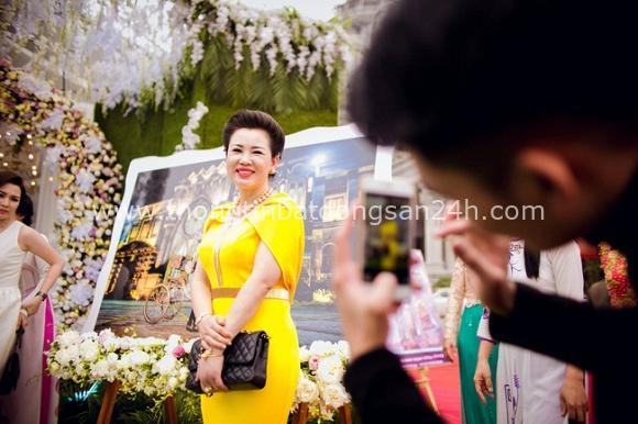 Nhan sắc quyền lực, quý phái của bà chủ tòa lâu đài lộng lẫy ở Nam Định, hóa ra là nhân vật từng rất quen trên mạng xã hội - Ảnh 13.