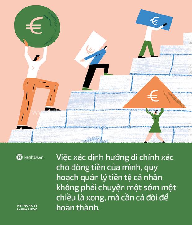 Những người thu nhập không cao thì nên quản lý tiền bạc như thế nào? - Ảnh 3.