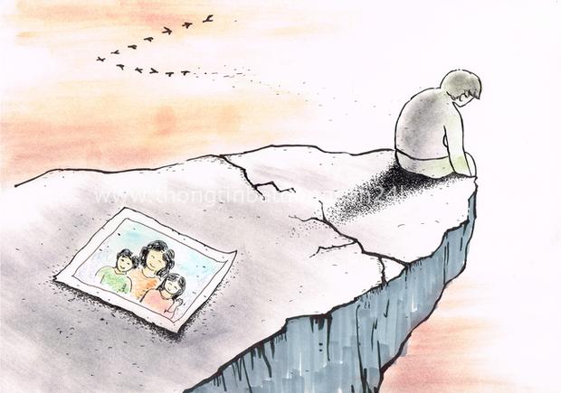 Những Ông bố ngỗng ở Hàn Quốc: Nai lưng làm việc để vợ con được ra nước ngoài sống, chấp nhận cuộc đời gắn liền với những bữa cơm một mình - Ảnh 2.