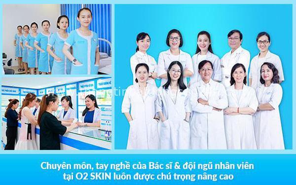 O2 SKIN - Phòng khám chuyên trị mụn luôn nỗ lực cải tiến chất lượng điều trị 2