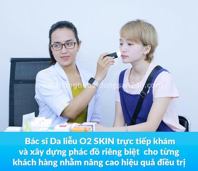 O2 SKIN - Phòng khám chuyên trị mụn luôn nỗ lực cải tiến chất lượng điều trị - Ảnh 1.