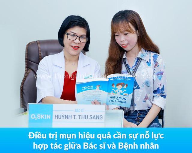 O2 SKIN - Phòng khám chuyên trị mụn luôn nỗ lực cải tiến chất lượng điều trị - Ảnh 3.