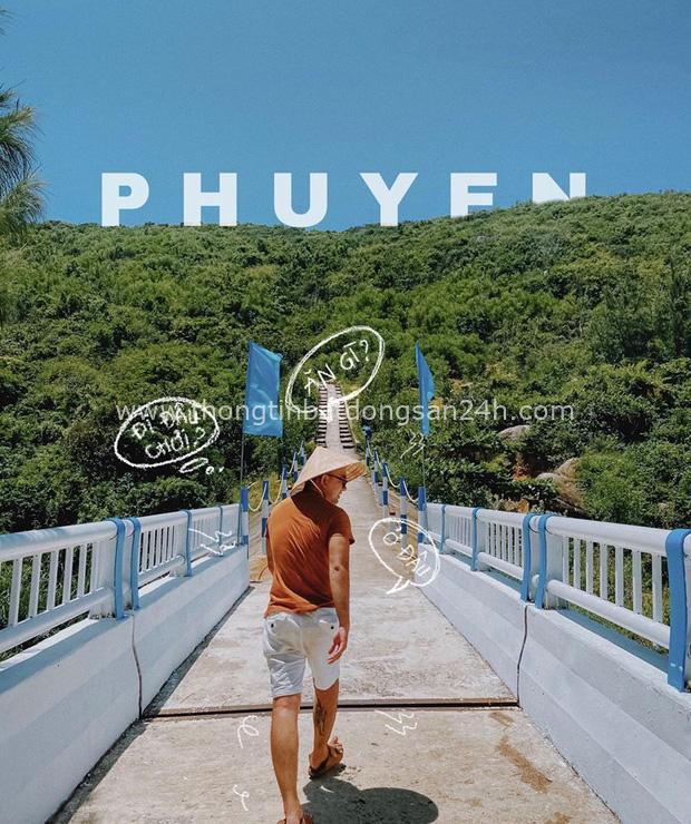 """Ơn giời, trọn bộ kinh nghiệm du lịch Phú Yên chưa tới 2 triệu/người đây rồi: Đến """"vùng đất hoa vàng cỏ xanh"""" thì ăn đâu, chơi gì? - Ảnh 3."""