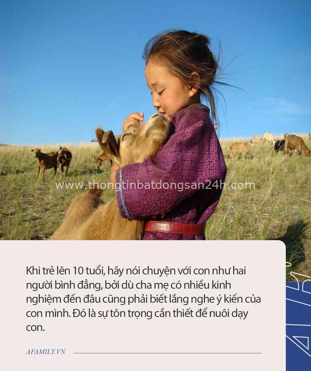 Phương pháp giáo dục trẻ nhỏ ở Tây Tạng: 1 tuổi coi là vua, 5 tuổi là nô lệ, nghe thì ngược đời nhưng càng ngẫm càng thấy đúng - Ảnh 2.