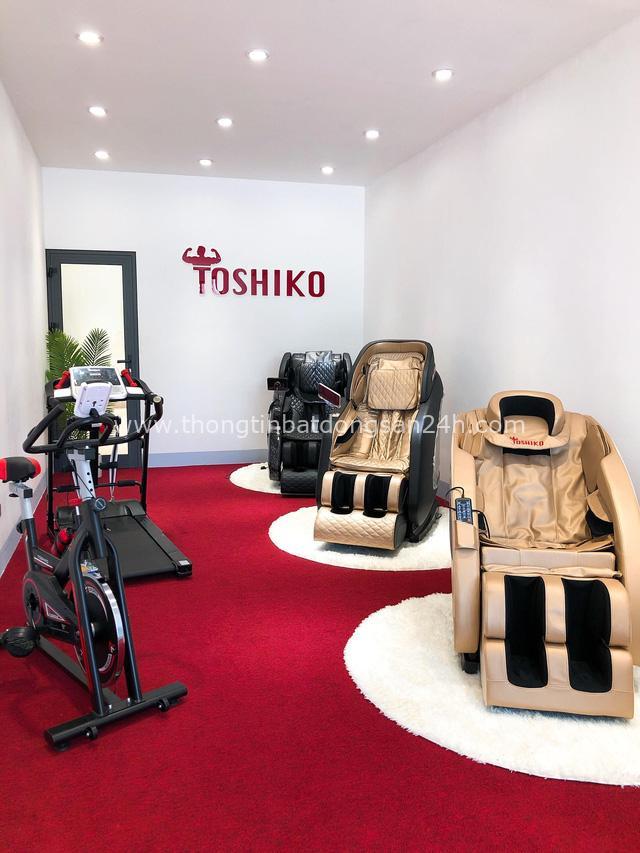 Rèn luyện thói quen tập thể dục với máy tập Toshiko - Ảnh 3.