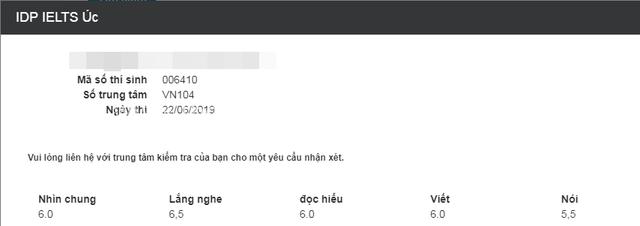Thầy giáo IELTS ở Thái Nguyên bị tố fake điểm từ 6.0 thành 8.5, thợ photoshop không có tâm nên điền nhầm giới tính thành nữ? - Ảnh 6.