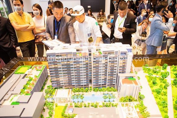 The River Thu Thiem khuấy động thị trường bất động sản cao cấp TP.HCM 2
