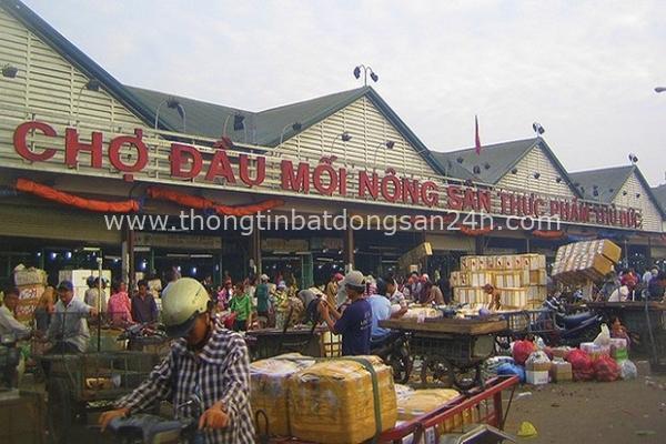 Thuduc House sẽ bán hết 49% vốn tại Chợ Nông sản Thủ Đức 1