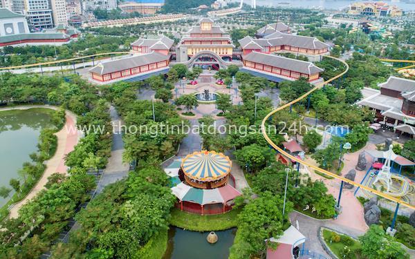 """Tọa độ """"3 trong 1"""" đắt giá của Sun Grand City Feria Hạ Long 2"""