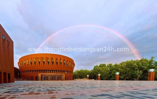 Trường Đại học được mệnh danh là Havard châu Á, vừa hiện đại, vừa cổ kính như phim cung đấu - Ảnh 11.
