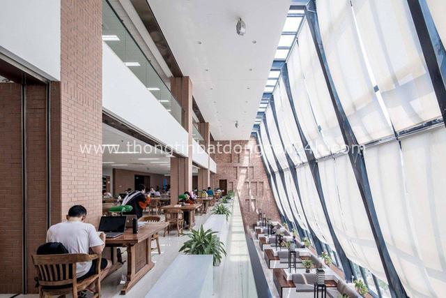 Trường Đại học được mệnh danh là Havard châu Á, vừa hiện đại, vừa cổ kính như phim cung đấu - Ảnh 14.