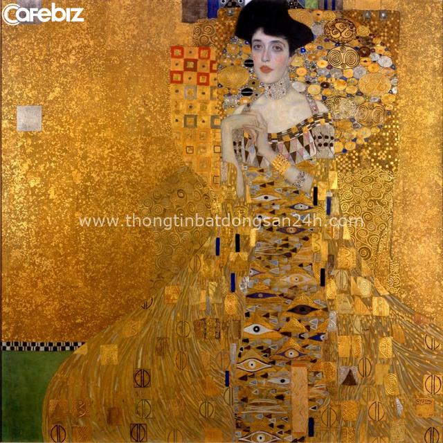 Tuyệt phẩm Nụ hôn của Gustav Klimt: Tình yêu thanh thản và mê say - Ảnh 2.