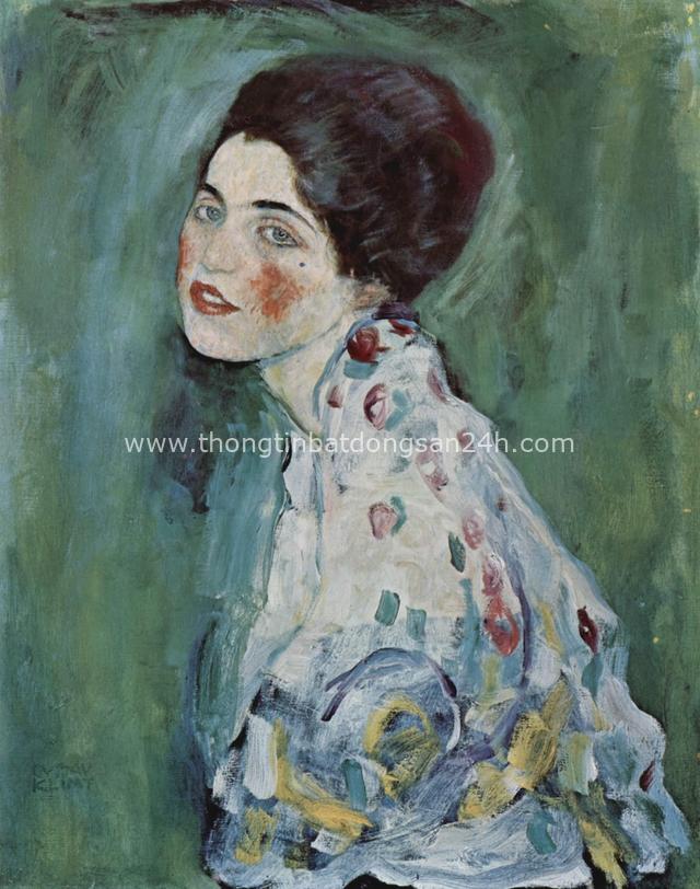 Tuyệt phẩm Nụ hôn của Gustav Klimt: Tình yêu thanh thản và mê say - Ảnh 14.