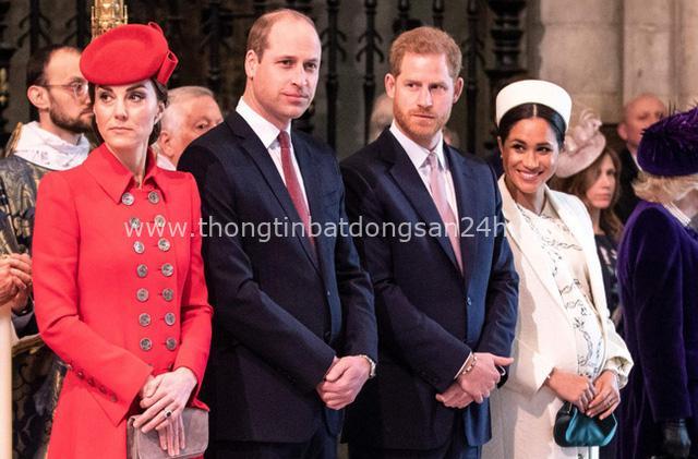 Vợ chồng Công nương Kate dính nghi án chơi xấu em dâu Meghan Markle trong vụ việc rời khỏi hoàng gia gây sốc dư luận - Ảnh 3.