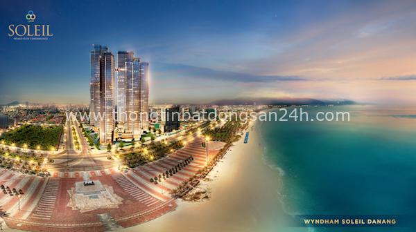 Wyndham Soleil Danang mở bán tòa hướng biển đẹp nhất dự án 1