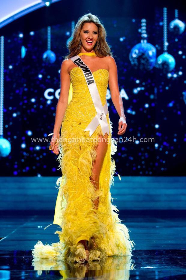 Xót xa nụ cười lạc quan cùng hình ảnh sắc vóc đỉnh cao của Hoa hậu Colombia bị cưa chân trái vì biến chứng phẫu thuật - Ảnh 3.
