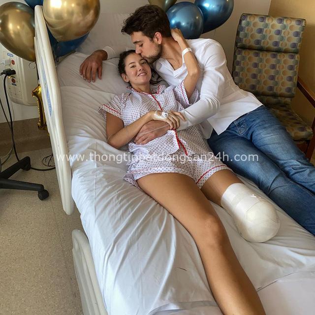 Xót xa nụ cười lạc quan cùng hình ảnh sắc vóc đỉnh cao của Hoa hậu Colombia bị cưa chân trái vì biến chứng phẫu thuật - Ảnh 5.