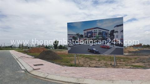 Long An cảnh báo mua bán tại dự án KDC Long Cang 8