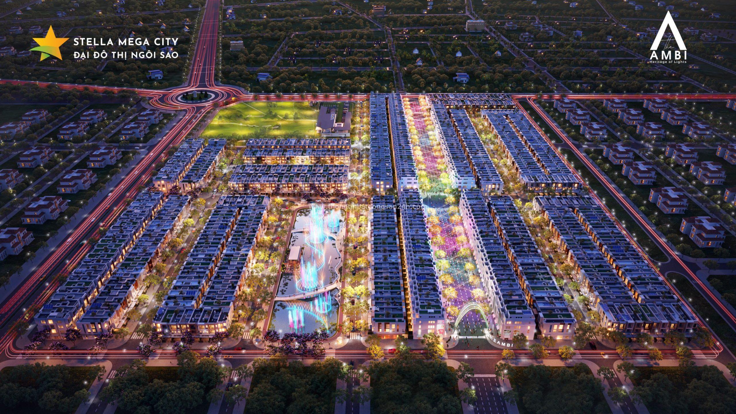 Stella Mega City 2020: Thời cơ vàng để đầu tư 3